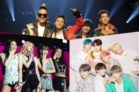 Top 10 most searched K-Pop groups on Melon in July 2020