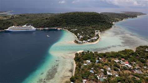 Isolated Pacific island nation of Vanuatu records first
