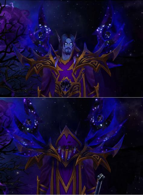 Void Elf hair does not fit into armor that is specifically