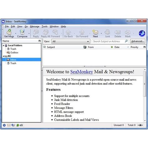 Top 5 Free Email Programs for Windows 7 - Alternatives to