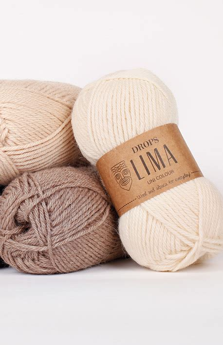 DROPS Lima - The perfect every day yarn!