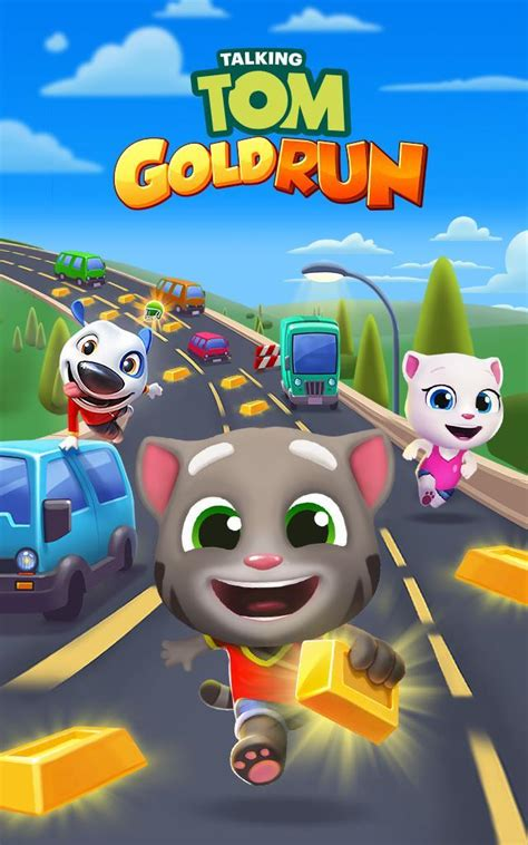 Talking Tom Gold Run for Android - APK Download