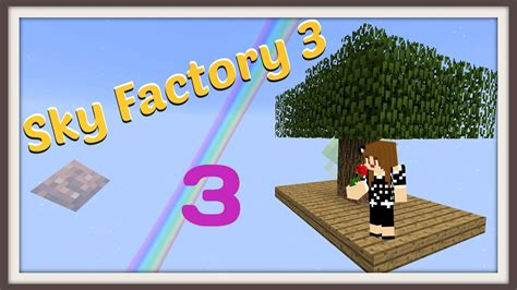 Quest For Quartz on Sky Factory 3 ep3 - YouTube
