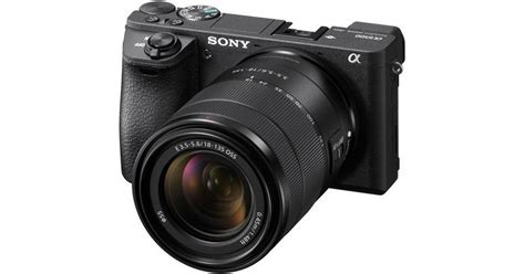 Sony Alpha 6500 + 18-135mm OSS • Compare prices (6 stores)