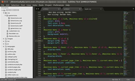 Sublime Text 3 (beta) – Latest Build Released