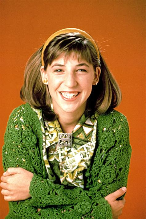 Mayim Bialik as Blossom Russo   What Blossom's Cast Is