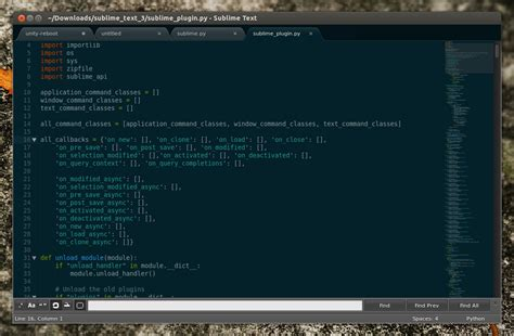 Sublime Text 3 Beta Available For Download ~ Web Upd8