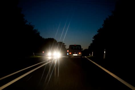 How to Prevent Night Glare - Your Sight Matters