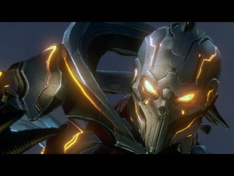 Is anyone else unhappy with the depiction of Forerunners