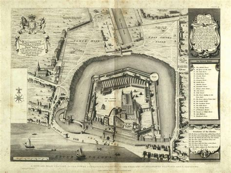 Writing History: The Tower of London