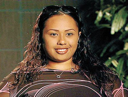 Wehe Kamakawiwo'ole is the daughter of the late Israel