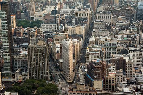 New York City View From Above Photograph by Priyanka Ravi
