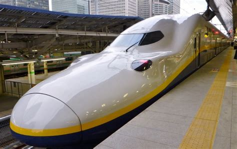 Nine Things You didn't Know About Shinkansen   HuffPost UK