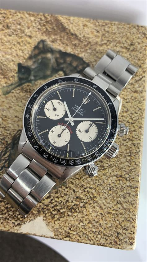 VINTAGE ROLEX DAYTONA 6263 FROM 1979 - Carr Watches
