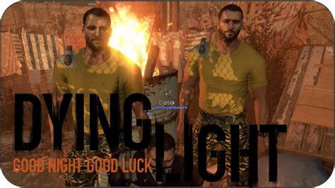 Dying Light | 4 Player Co-op WITH ELANIP (short clip