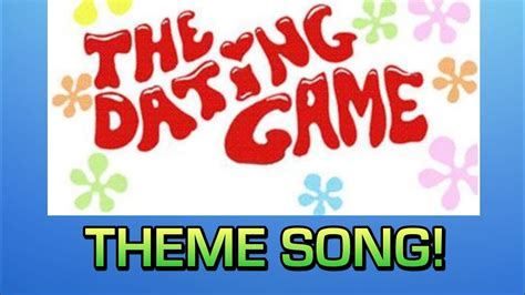 The Dating Game: Theme Song! - YouTube