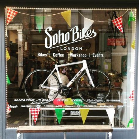 The 23 Coolest Bike Shops In The UK