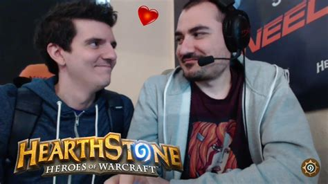 Artosis: The Story of a Hearthstone Caster - YouTube