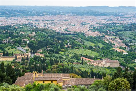 View of Florence from Fiesole - PhotoExplore