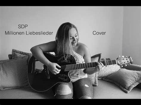 SDP - Millionen Liebeslieder Acoustic Cover - YouTube