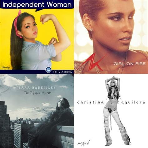 Empowering Songs for Women on Spotify