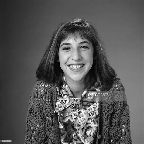Mayim Bialik as Blossom Russo News Photo - Getty Images
