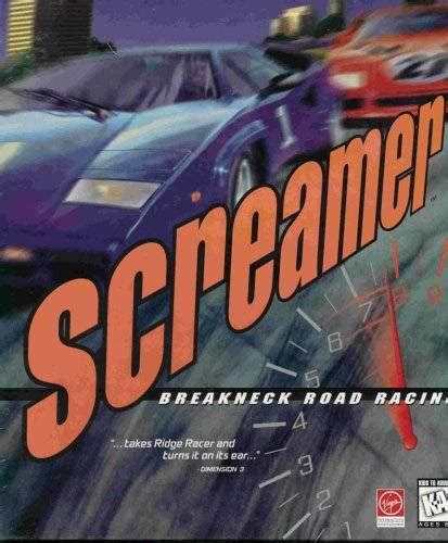 Screamer – Play Old PC Games