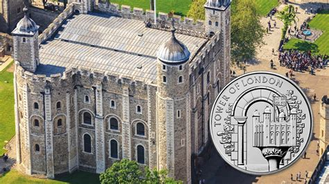The White Tower | The Royal Mint Tower of London
