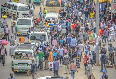 Addis Ababa is Boosting Economic Growth with an Ambitious