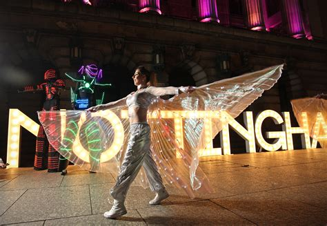 Nottingham to put culture at the heart of a successful