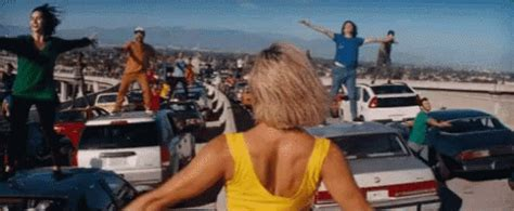 Lalaland Open Arms GIF - Lalaland OpenArms Free - Discover