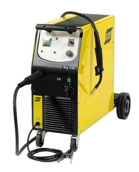 ESAB Origo Mag C201 Mig Package with Torch - Weld-eng