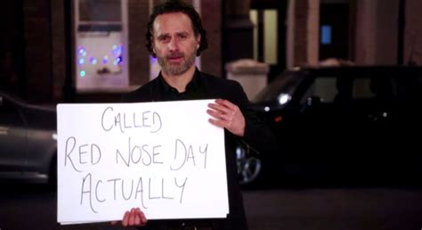 'Red Nose Day Actually' Invites You To Catch Up With The
