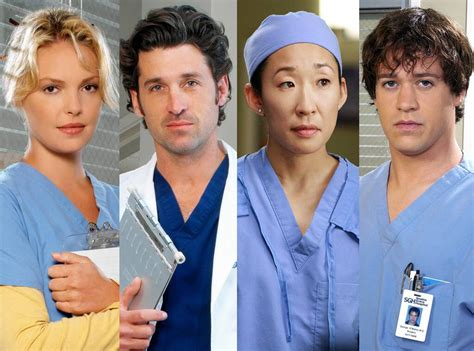 Grey's Anatomy's Departed Doctors; Where Are They Now? - E