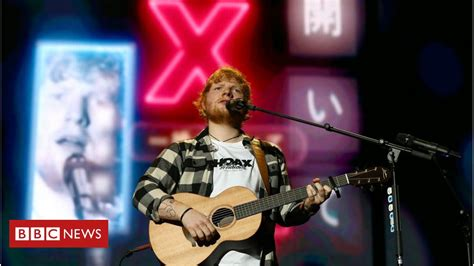 'We are very conscious of too much Ed Sheeran' - BBC News