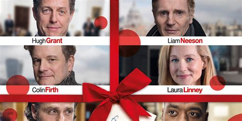 Love Actually Red Nose Day Sequel Poster | Screen Rant