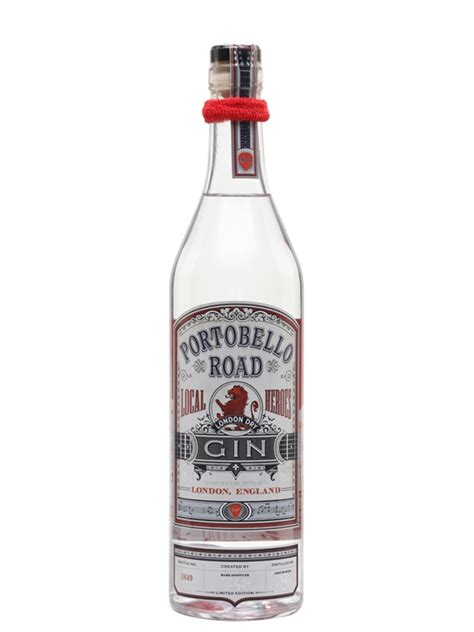 Portobello Road Local Heroes Gin : Buy from The Whisky