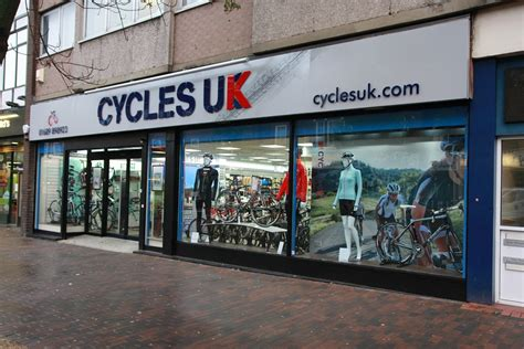Cycles UK to Consolidate Stores to Focus on Customer