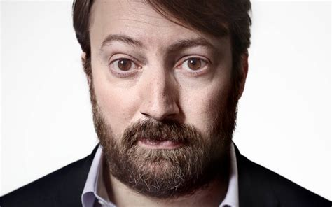 Comedian David Mitchell   Ely   Events   Topping & Company