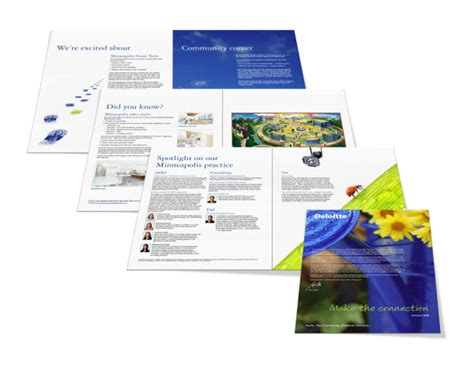 Corporate communications project samples   Uncorked Design