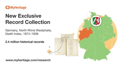 MyHeritage Added Exclusive German Record Collection