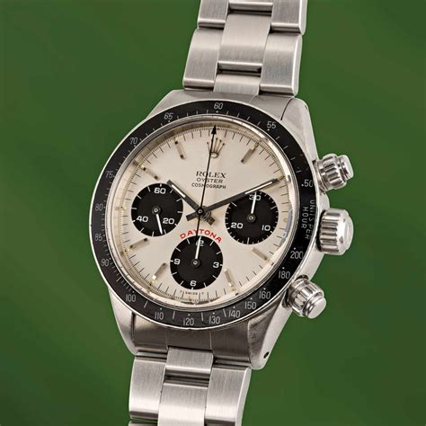 """Private Sale: Vintage Rolex Daytona 6263 """"Big Red"""" with"""